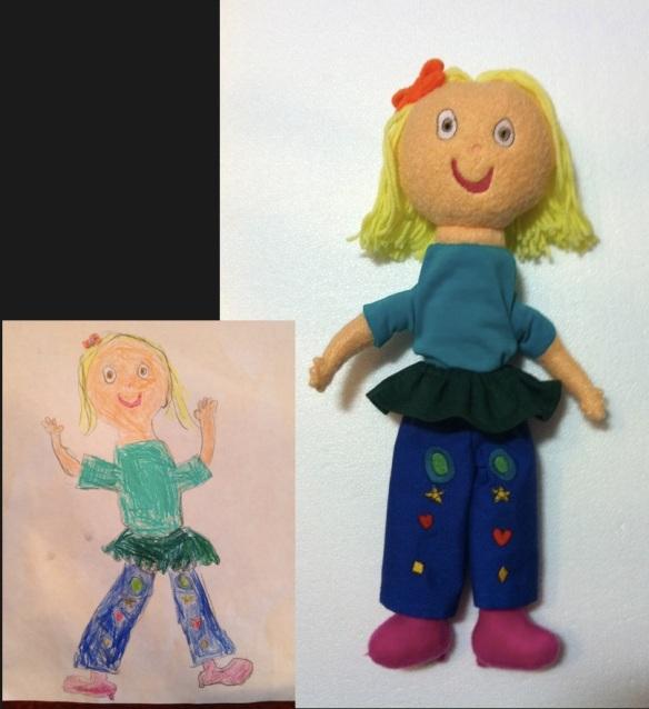 Alana doll